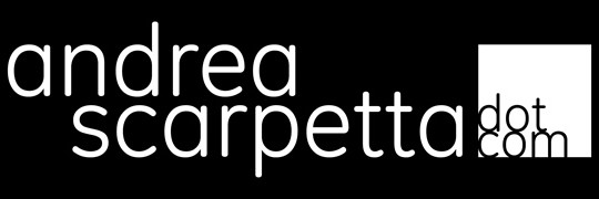 Andrea Scarpetta Logo black