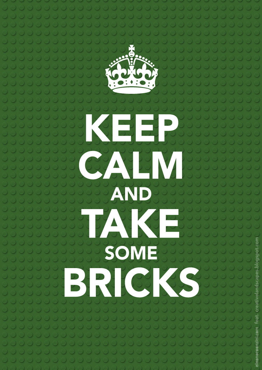 Keep Calm and take some bricks (feat. Valerio Belloni)