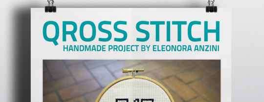 QRoss Stitch Project Manifesto