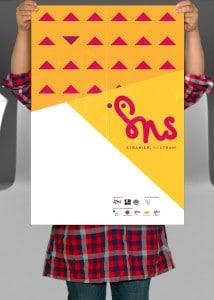 Stranieri Nostrani - Poster